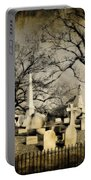 Cemetery Shades Portable Battery Charger