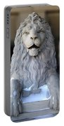 Center Street Lion Portable Battery Charger