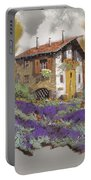 Cento Lavande Portable Battery Charger by Guido Borelli