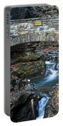 Central Cascade Portable Battery Charger by Frozen in Time Fine Art Photography