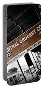 Central Grocery Portable Battery Charger
