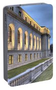 Central Library St. Louis Portable Battery Charger