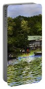 Central Park Boathouse Portable Battery Charger