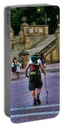 Central Park Hiker Portable Battery Charger