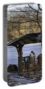 Central Park Photo Op 2 - Nyc Portable Battery Charger by Madeline Ellis