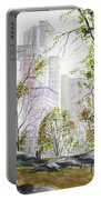 Central Park Stroll Portable Battery Charger