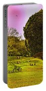 Central Park Sunday Portable Battery Charger