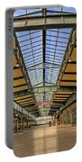 Central Railroad Of New Jersey Crrnj Portable Battery Charger