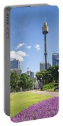 Central Sydney Park In Australia Portable Battery Charger