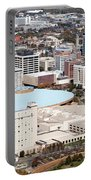 Century II Convention Hall And Downtown Wichita Portable Battery Charger