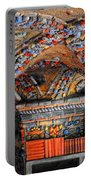 Ceramic Pillars Portable Battery Charger