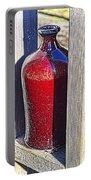 Ceramic Vase Portable Battery Charger