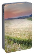 Cereal Fields Portable Battery Charger