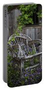 Chair In The Garden Portable Battery Charger