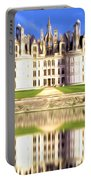 Chambord Castle Portable Battery Charger