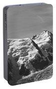 Chamonix Mont Blanc Portable Battery Charger