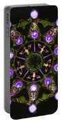 Chandelier Kaleidoscope Portable Battery Charger