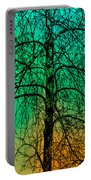 Change Of Seasons Number Tw0 Portable Battery Charger