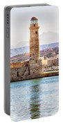 Chania Lighthouse Portable Battery Charger