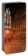 Chapel In St Severin Church Paris Portable Battery Charger