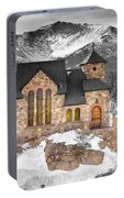 Chapel On The Rock Bwsc Portable Battery Charger