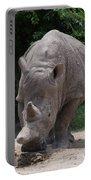 Waco Texas Rhinoceros Portable Battery Charger
