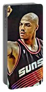 Charles Barkley Portable Battery Charger