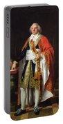 Charles Louis Francois Letourneur 1751-1817 1796 Oil On Canvas Portable Battery Charger