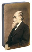 Charles Robert Darwin (1809-1882) Portable Battery Charger