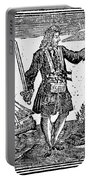Charles Vane (c1680-1720) Portable Battery Charger