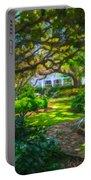 Charleston Sc Gardens Portable Battery Charger