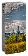 Charleston Marsh View Portable Battery Charger
