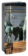Charleston Place Portable Battery Charger by Karen Wiles
