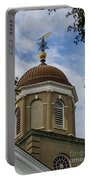 Charleston Round Dome Portable Battery Charger