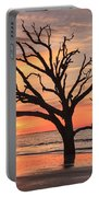 Charleston South Carolina Edisto Island Beach Sunrise Portable Battery Charger