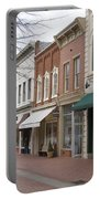 Charlottesville Virginia Downtown Mall Portable Battery Charger
