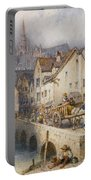 Charters Portable Battery Charger by Myles Birket Foster
