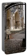Chartres Cathedral North Transept Portable Battery Charger