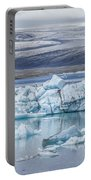 Chasing Ice Portable Battery Charger