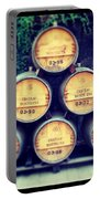 Chateau Barrels Portable Battery Charger