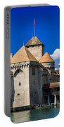 Chateau Chillon Portable Battery Charger