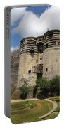 Chateau D'angers - France Portable Battery Charger