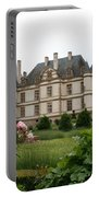 Chateau De Cormatin Garden Portable Battery Charger