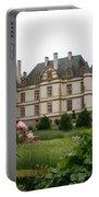Chateau De Cormatin Garden Portable Battery Charger