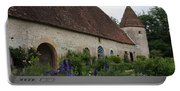Chateau De Cormatin Kitchen Garden - Burgundy Portable Battery Charger