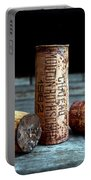 Chateau Mouton Rothschild Cork Portable Battery Charger