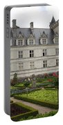 Chateau Villandry - Usefulness And Ornament  Portable Battery Charger