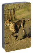 Cheetah On The Run Portable Battery Charger