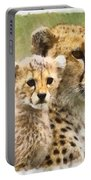 Cheetah Two Portable Battery Charger