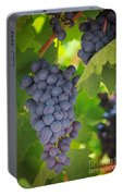 Chelan Blue Grapes Portable Battery Charger